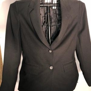 Emma James Black size 10   Blazer 148